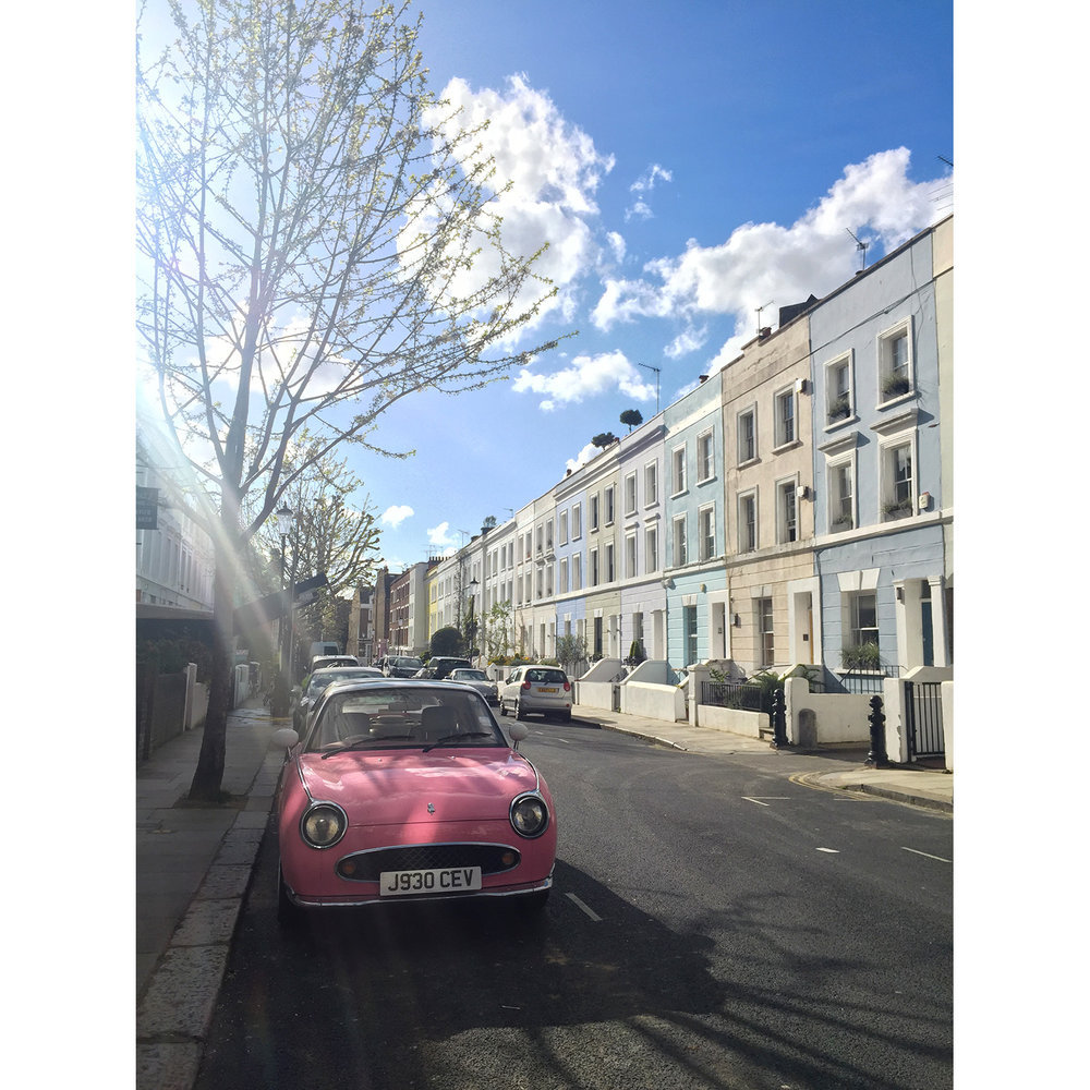Oh Notting Hill, you're doing it again 😍