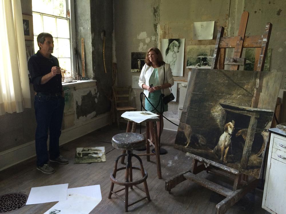 Andrew's Studio