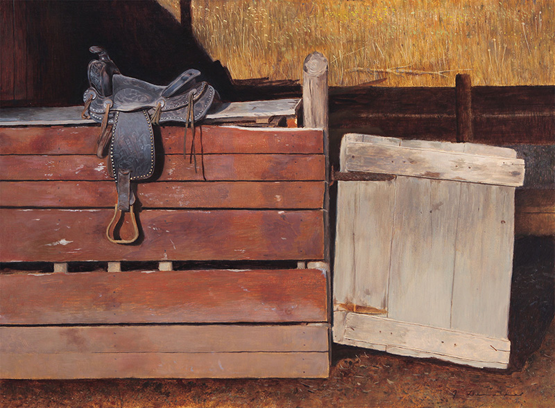 Saddle Up - sold