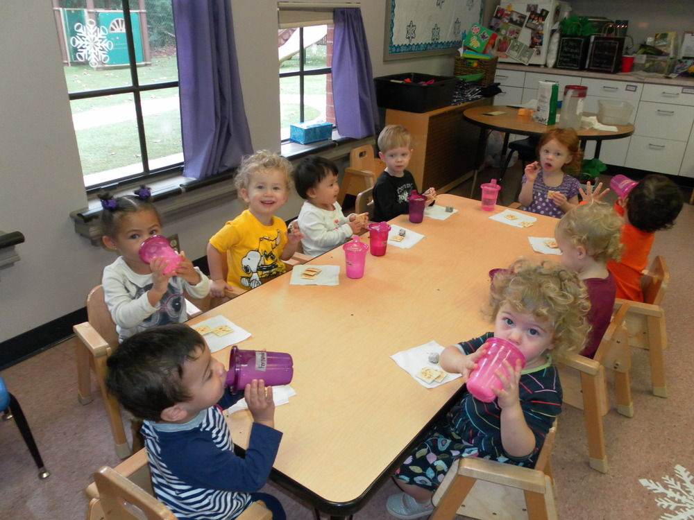 Tuesday/Thursday 1-2 year olds