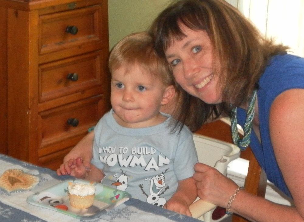 Parker turns 2, July 1