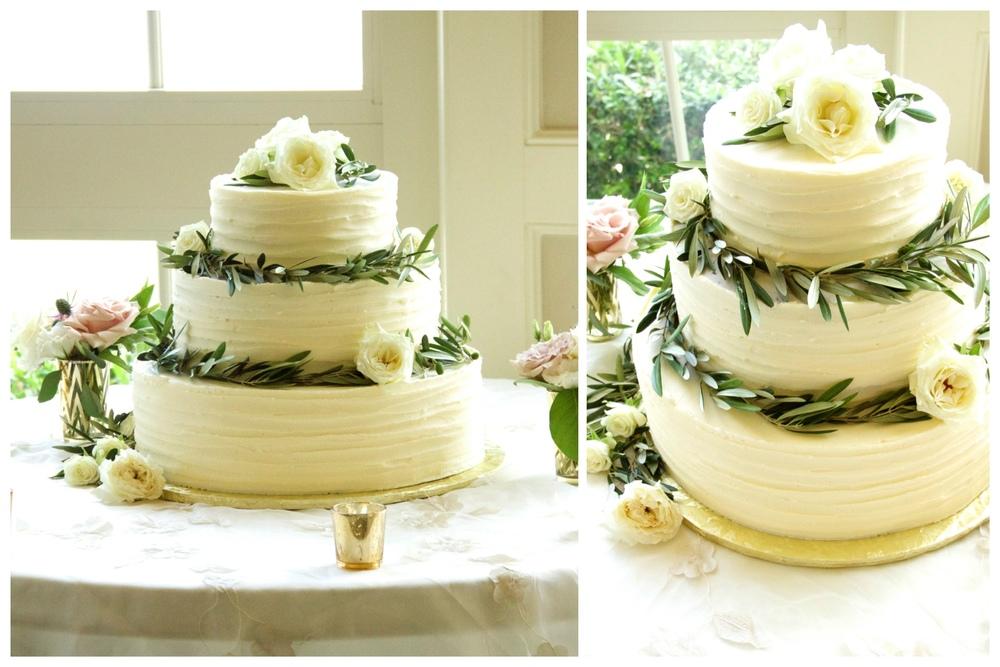 Wedding Cakes — Hannah Joy\'s Cakes