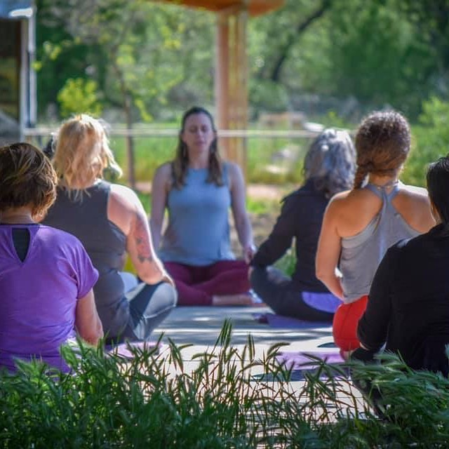 Yoga on the Farm. In May and June I'll be teaching yoga and meditation on the farm with @soul_refresh . Upcoming events include: - May 18 Full Bloom Flow at @soulfoodfarm - June 1 & 2 Lavender Festival Yoga @soulfoodfarm - June 8 Yoga and Farm-to-Table lunch @belovefarm  All events welcome beginner yogis and are mini retreats for the soul. If you have questions dm me. Sign up soon to reserve your spot!
