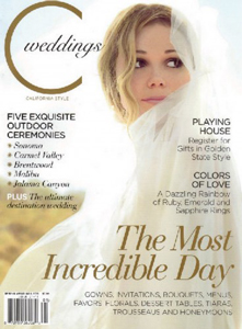 C Weddings, Winter 2011