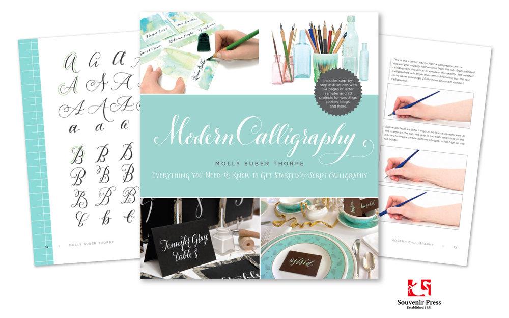 Modern Calligraphy UK Edition