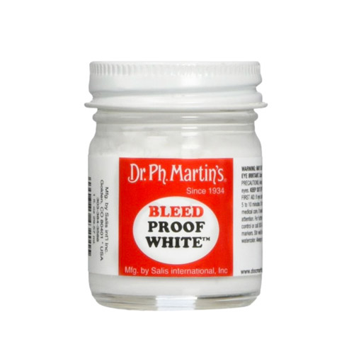 Dr. Martin's Bleedproof White