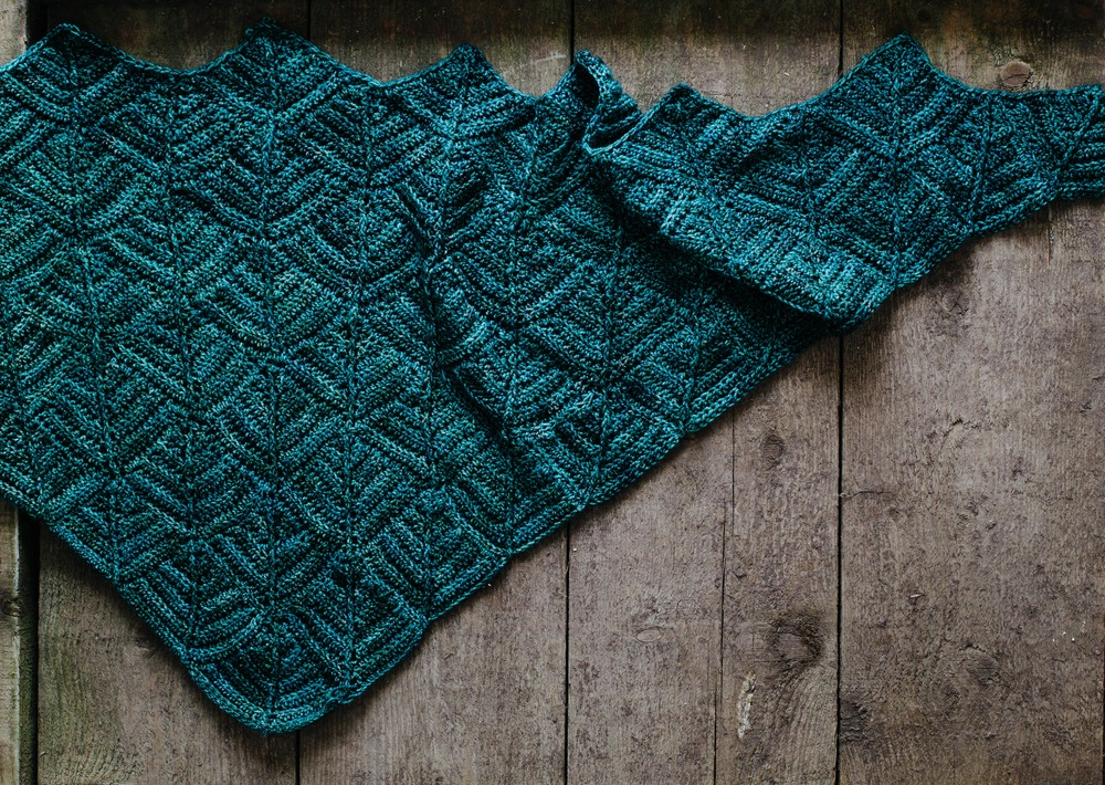 Pinetum by The Crochet Project