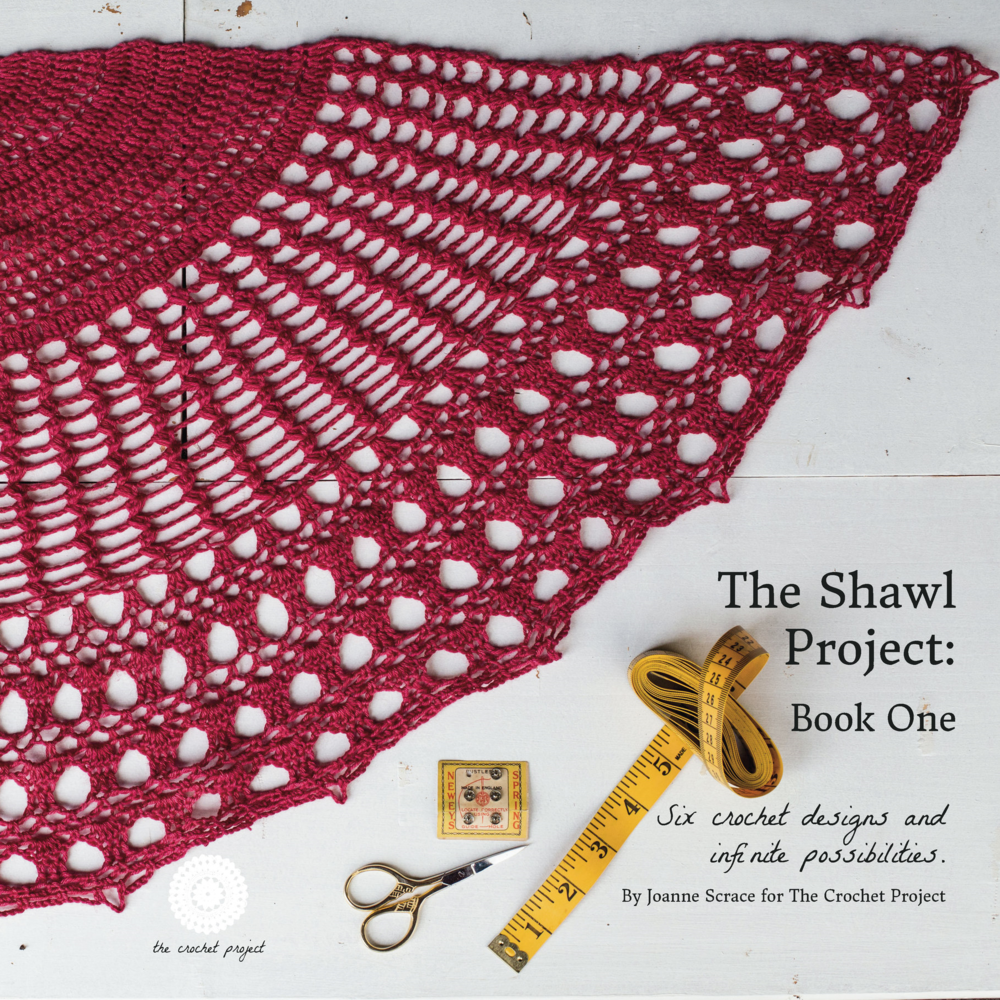 Buy the Print Version of The Shawl Project: Book 1