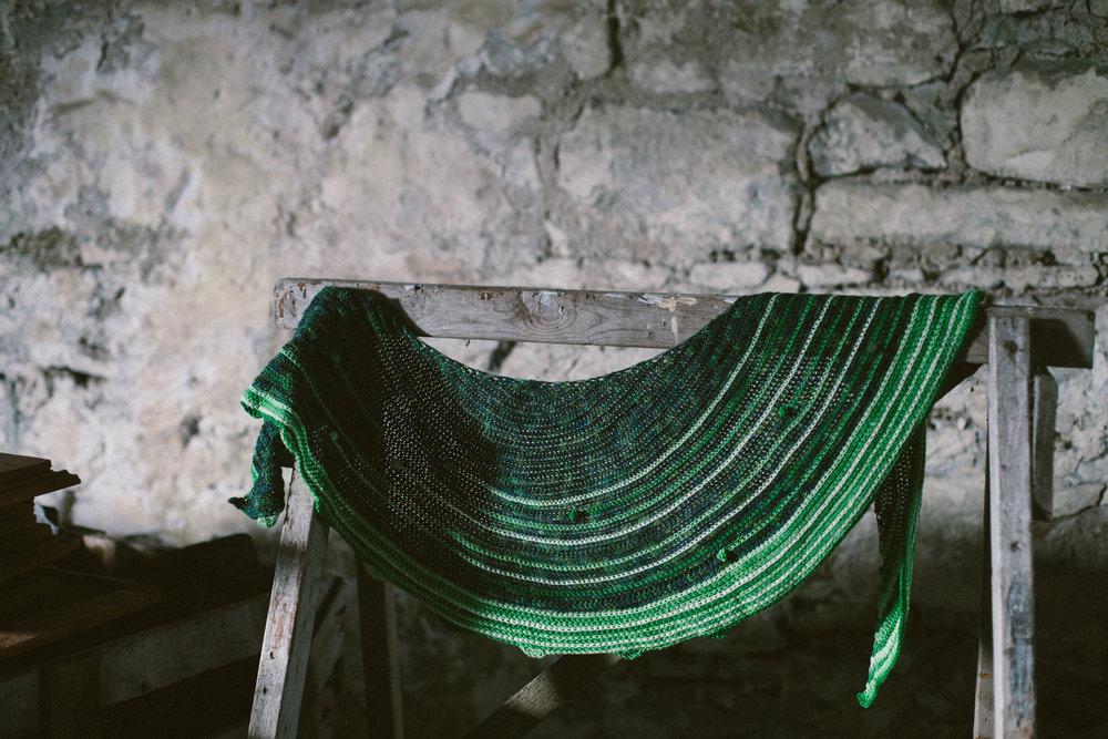 In Bud by Joanne Scrace for The Crochet Project