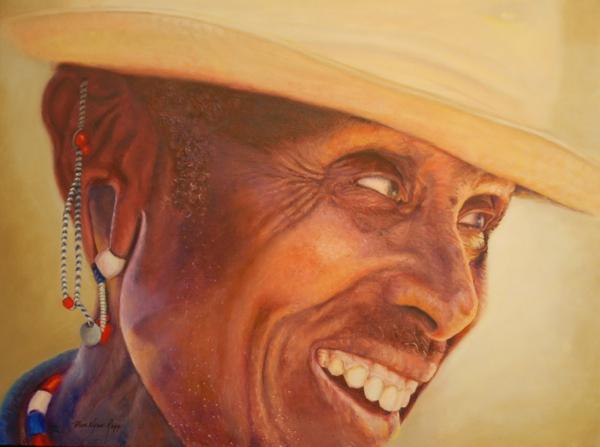 """""""Samburu Man"""""""
