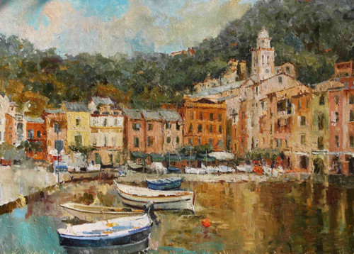 SCOTT-WALLIS-Portofino-Harbor-30x40.jpg