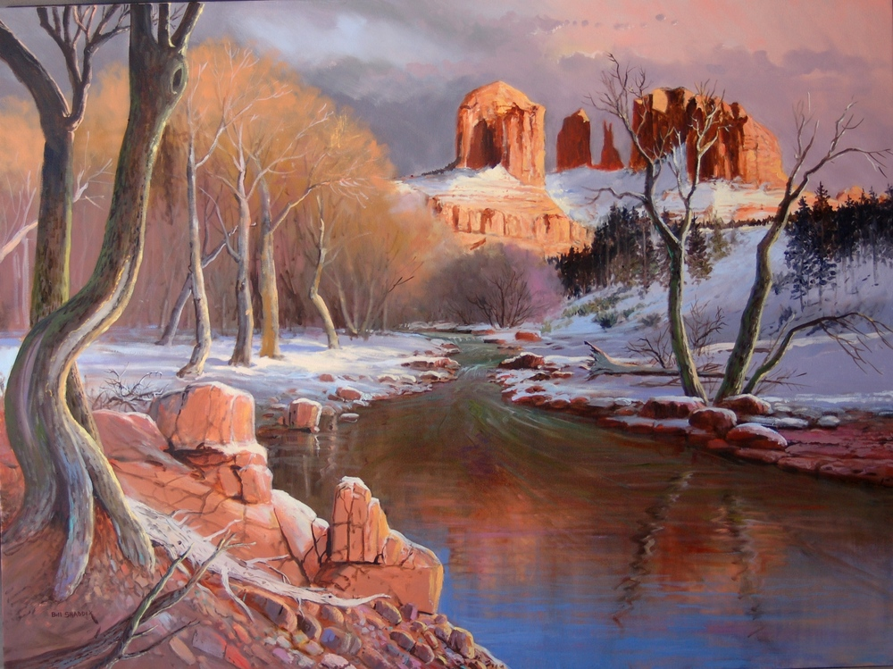 Bill Shaddix - Sedona Crossing.jpg