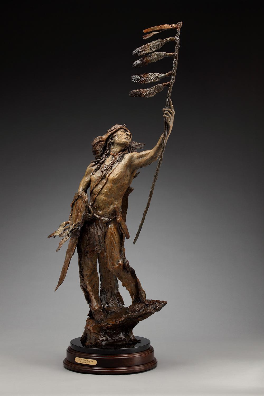 Craig Bergsgaard  Bronze Sculptures