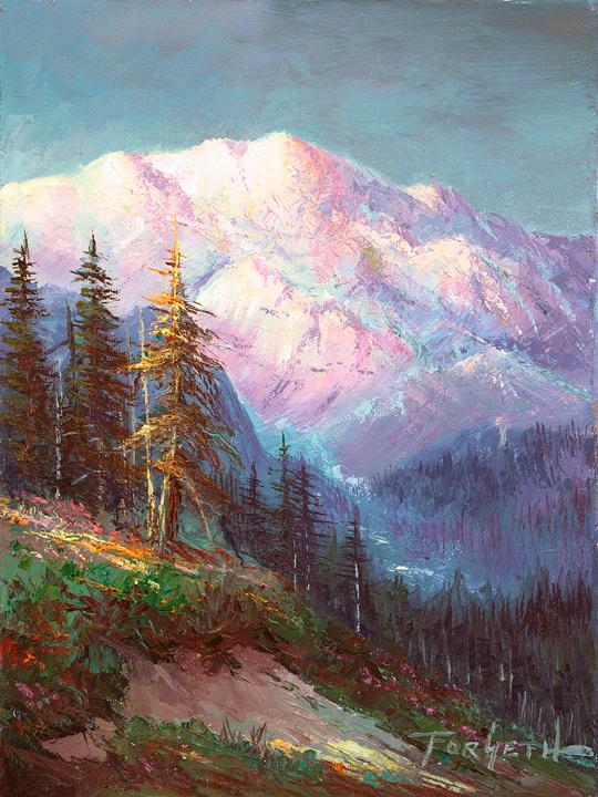 Caroll Forseth  Oils on Canvas
