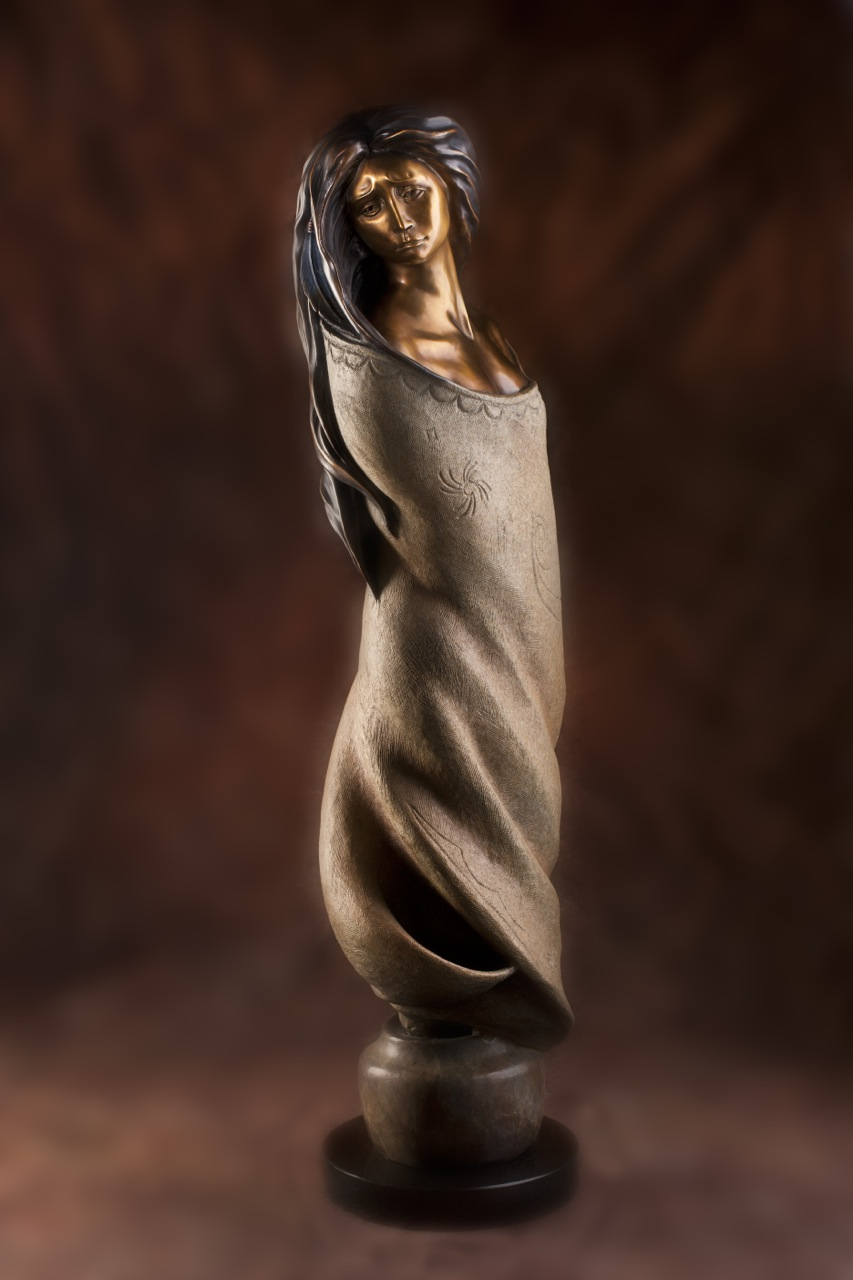 Misty Soderberg  Bronze Sculptures