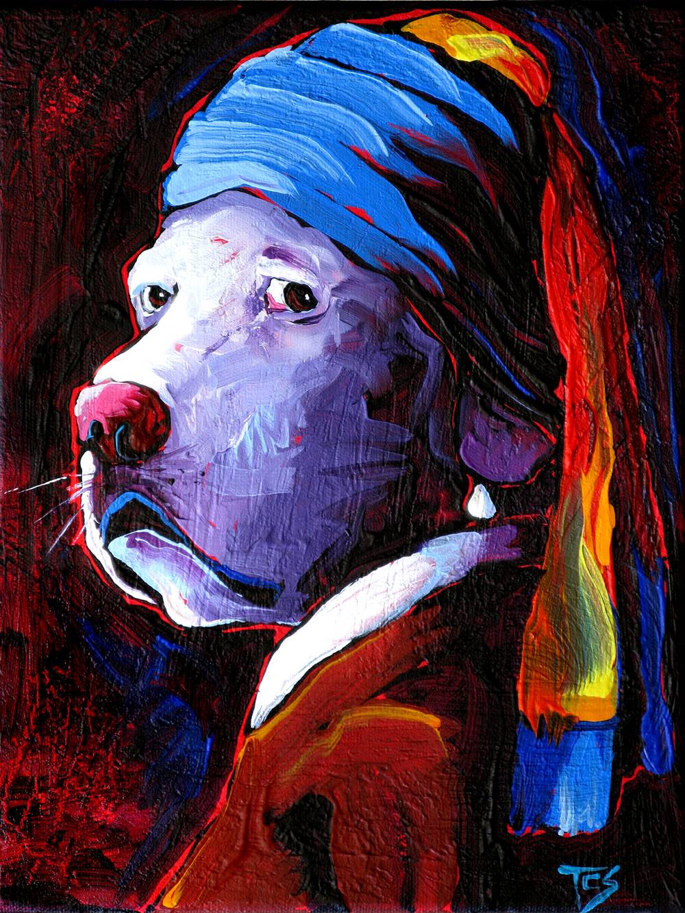Tod C. Steele  Oil & Acrylic Paintings