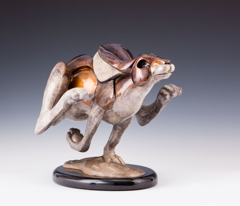 Jason Napier  Bronze Sculptures & Panels