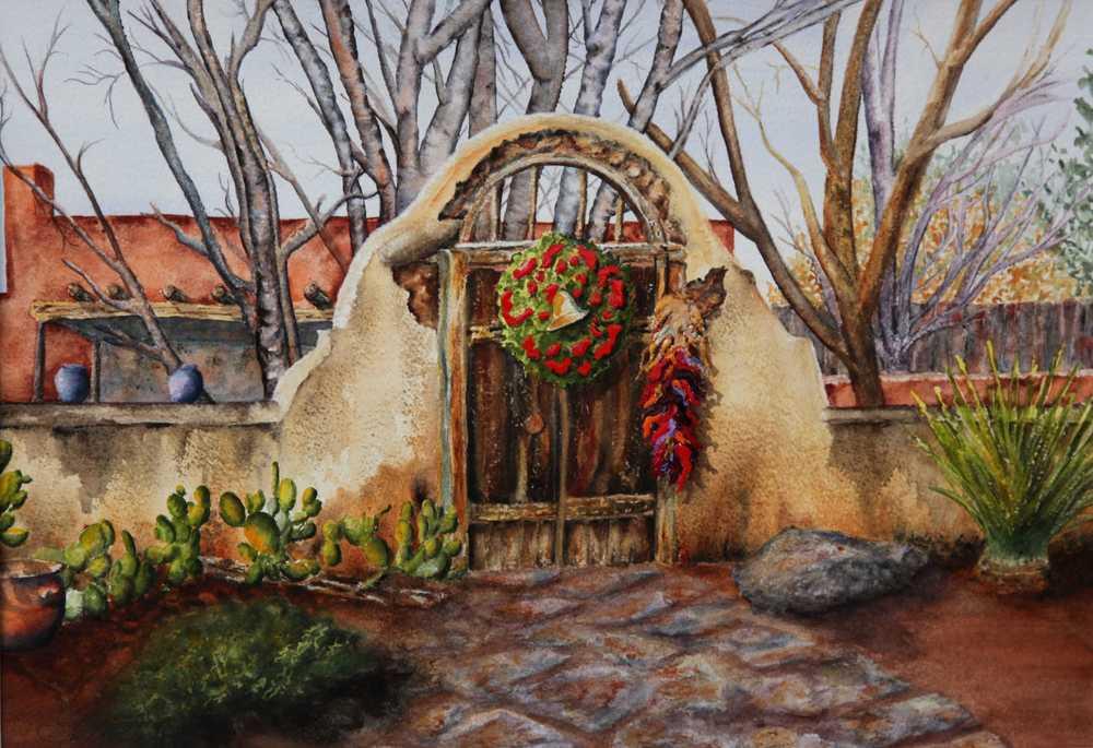 Sandi Ciaramitaro  Watercolors & Oils on Canvas