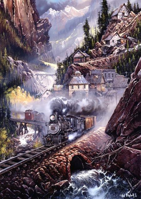 'Silverbelle Run'