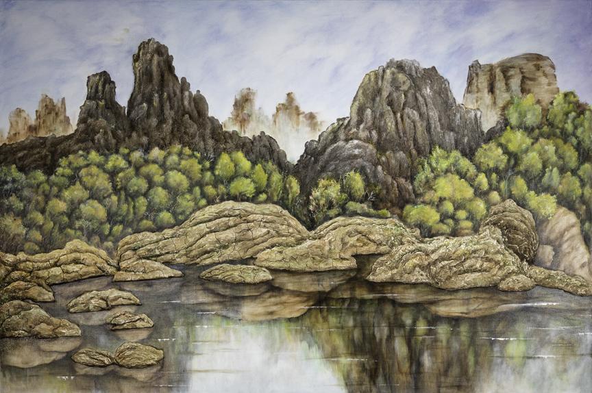 'Desert Landscape'