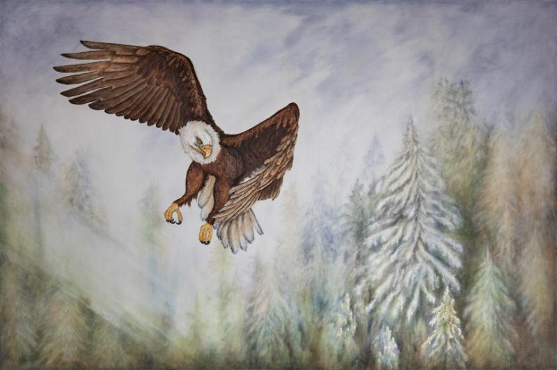'Lone Eagle'