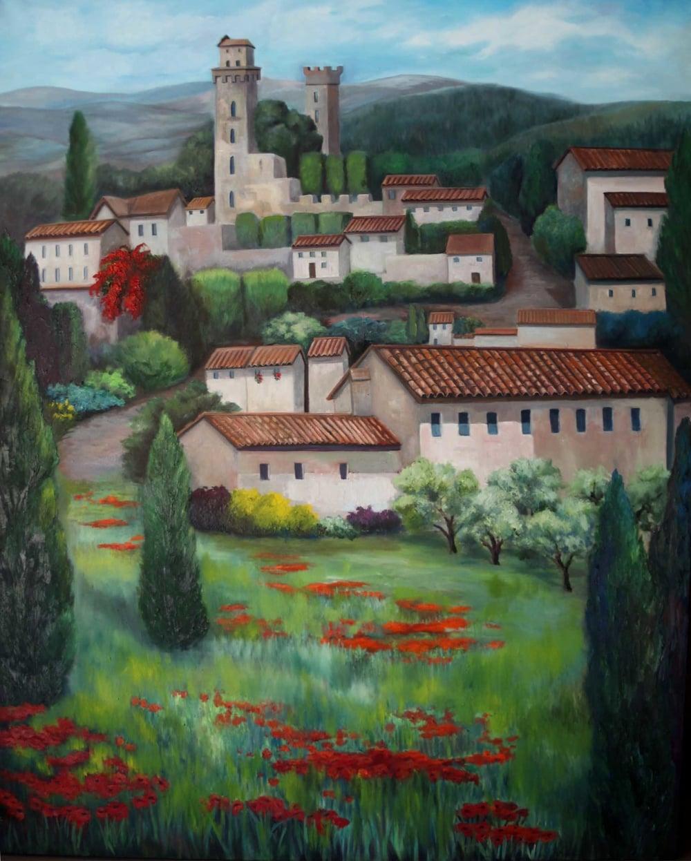 """Village Serenity"""