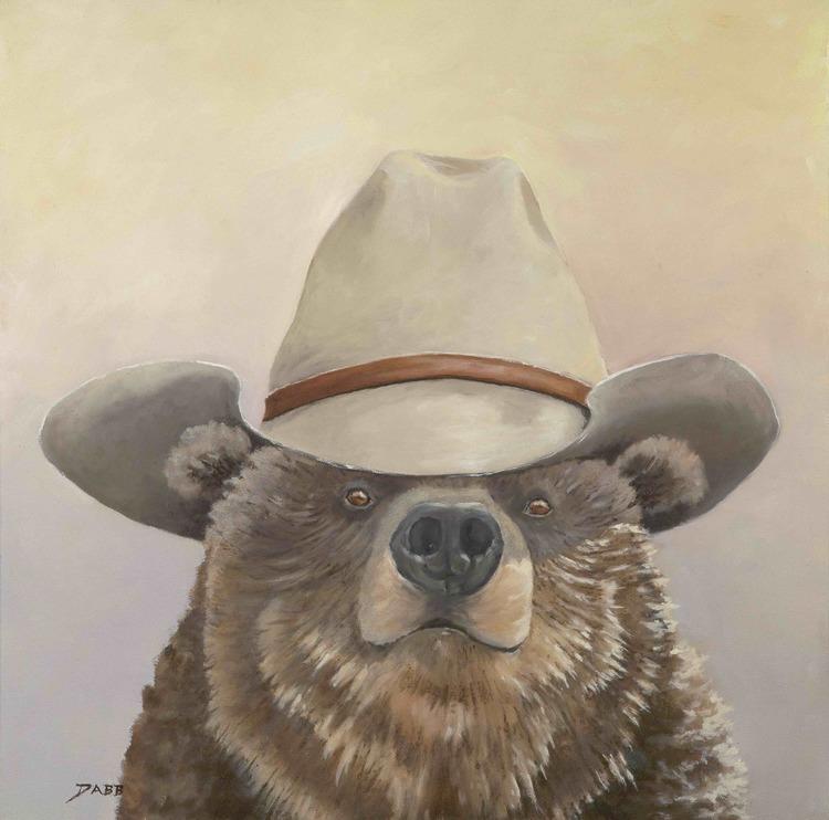 Cowboy Bear