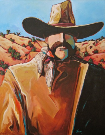 Olson_ Curt_ Cattle Boss_ Acrylic_ 22x28.jpeg