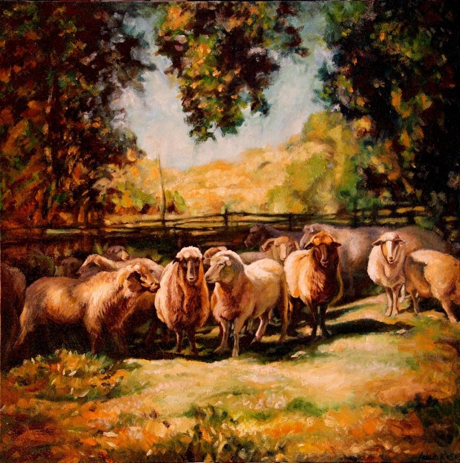 Oil on Canvas 24''X 24''.JPG