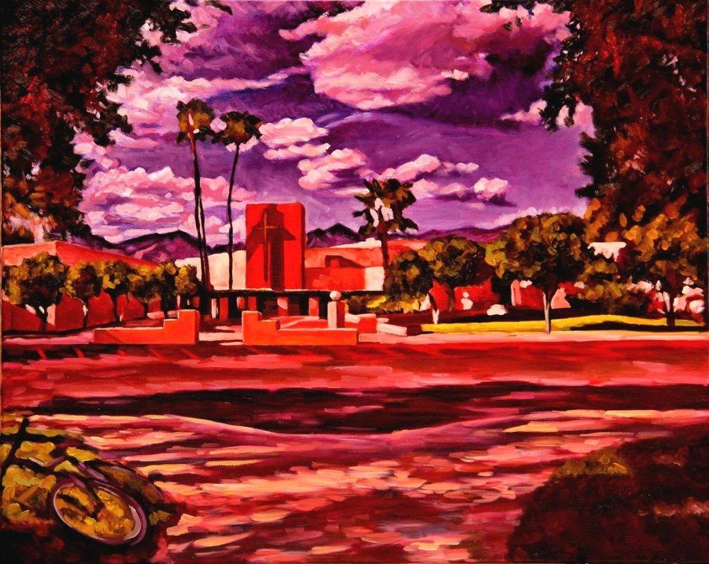 Oil on Canvas  24''X 30''.JPG