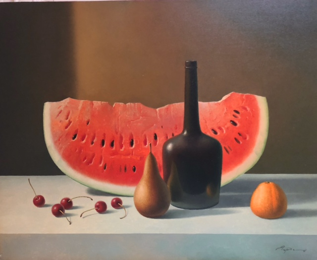 Still Life with Watermelon 24x30.jpg
