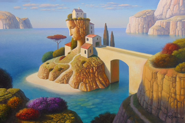 Yellow bridge island,20x30, oil on canvas_.JPG