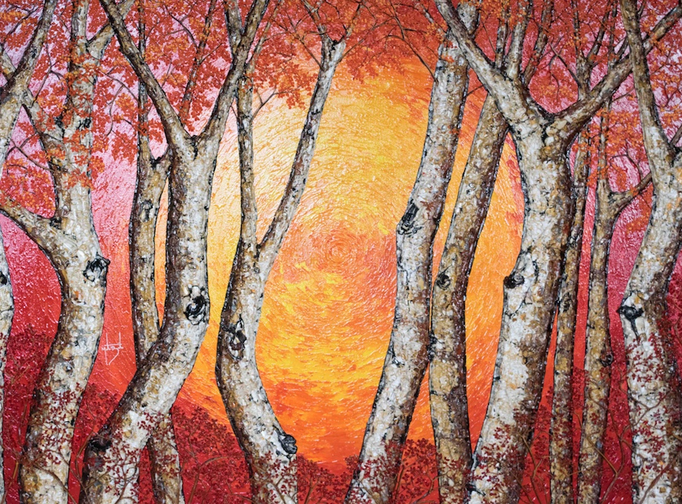 """Autumn Ablaze"""
