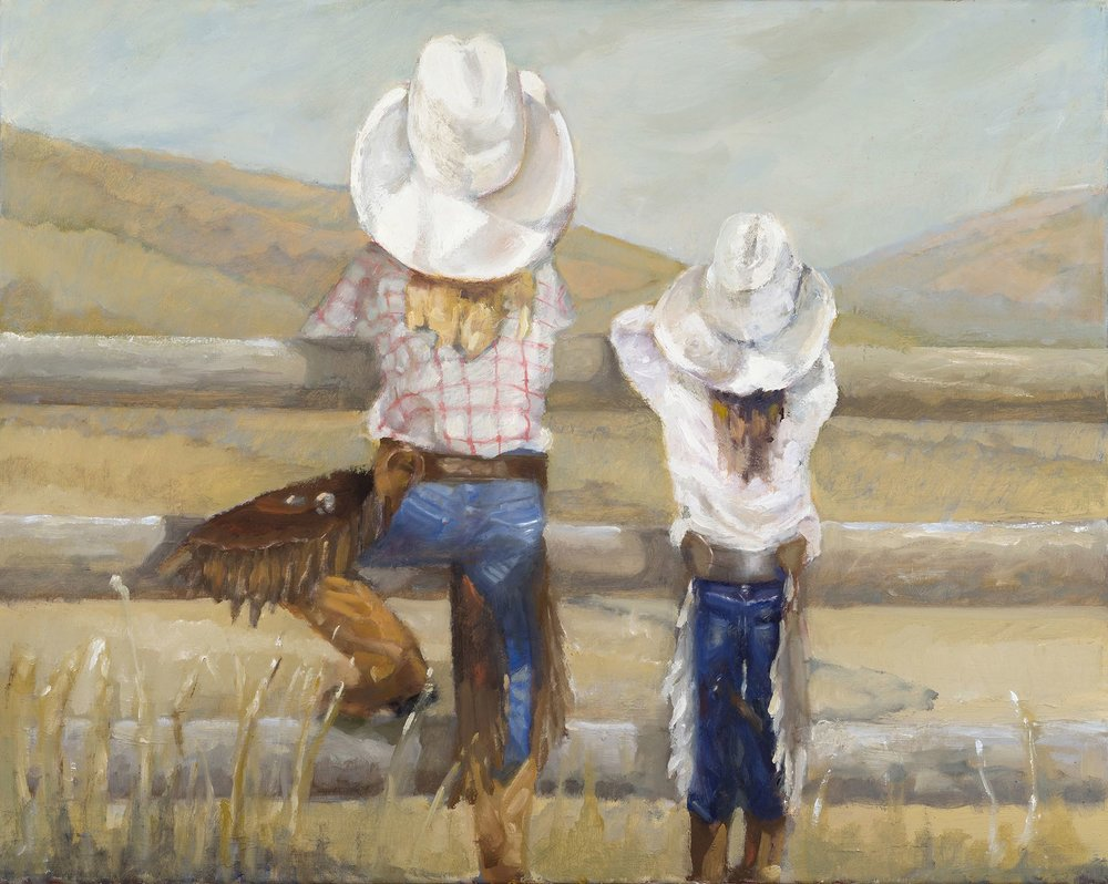 Cowgirls Dreams_24x30.jpg
