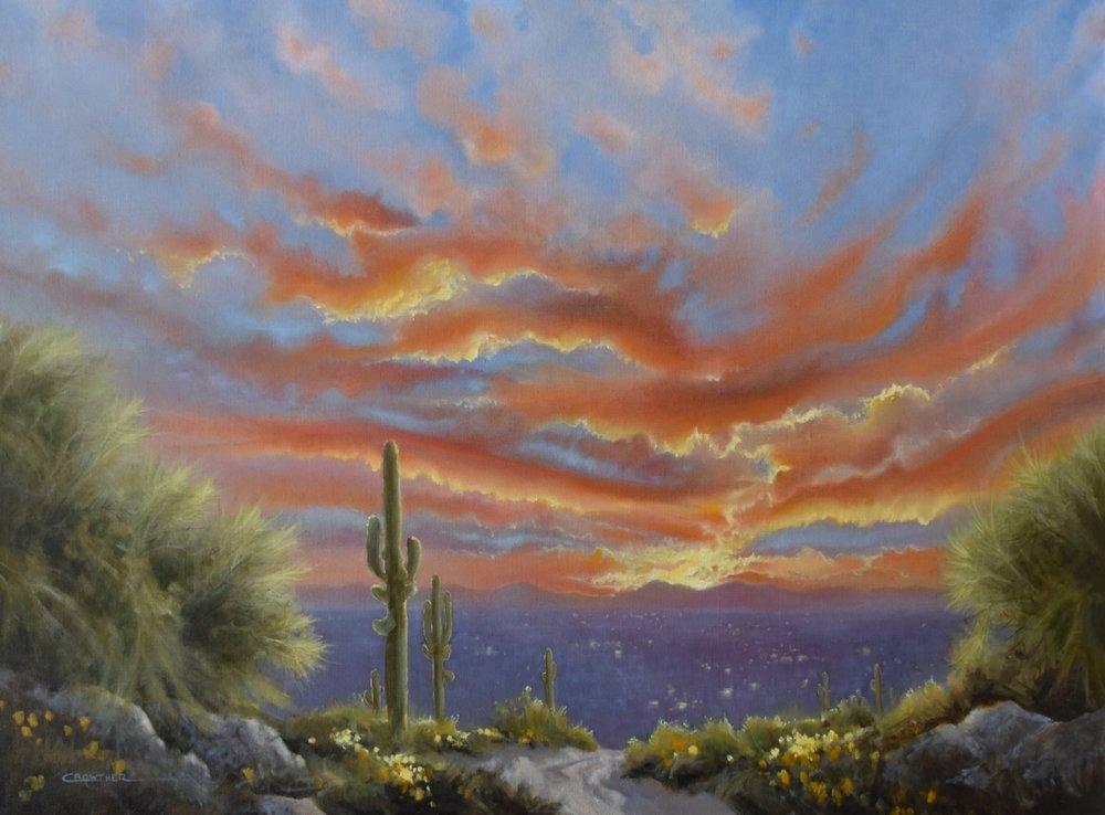 """""""Arizona Sky"""""""