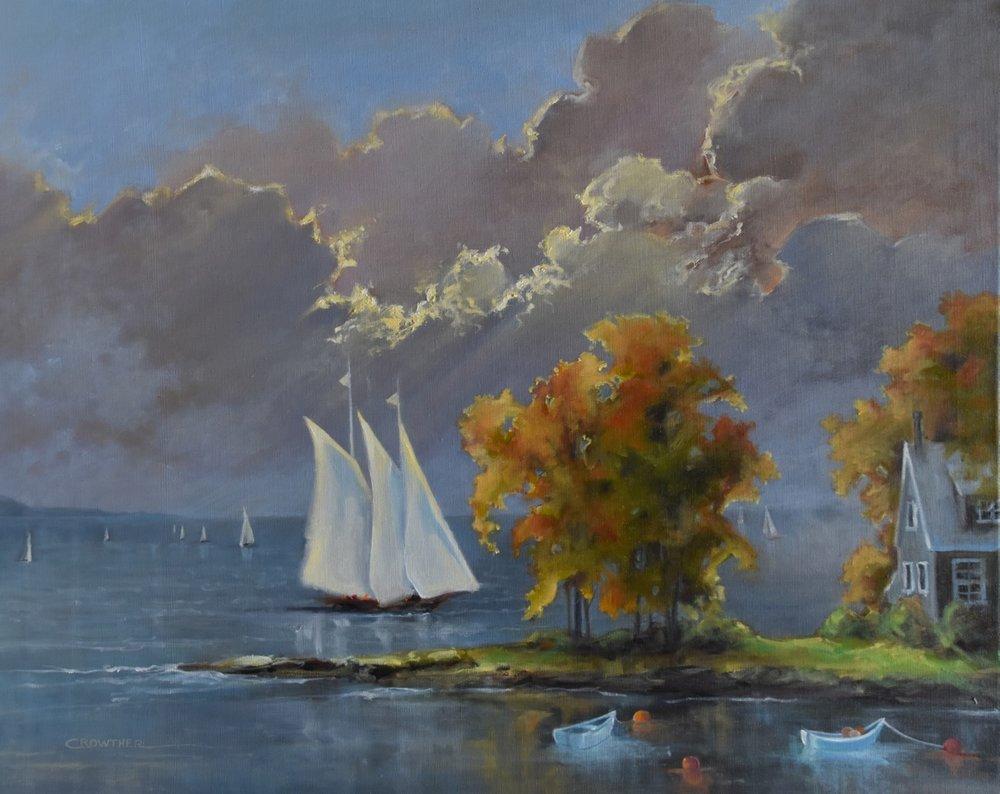 """""""Evening Sail"""""""