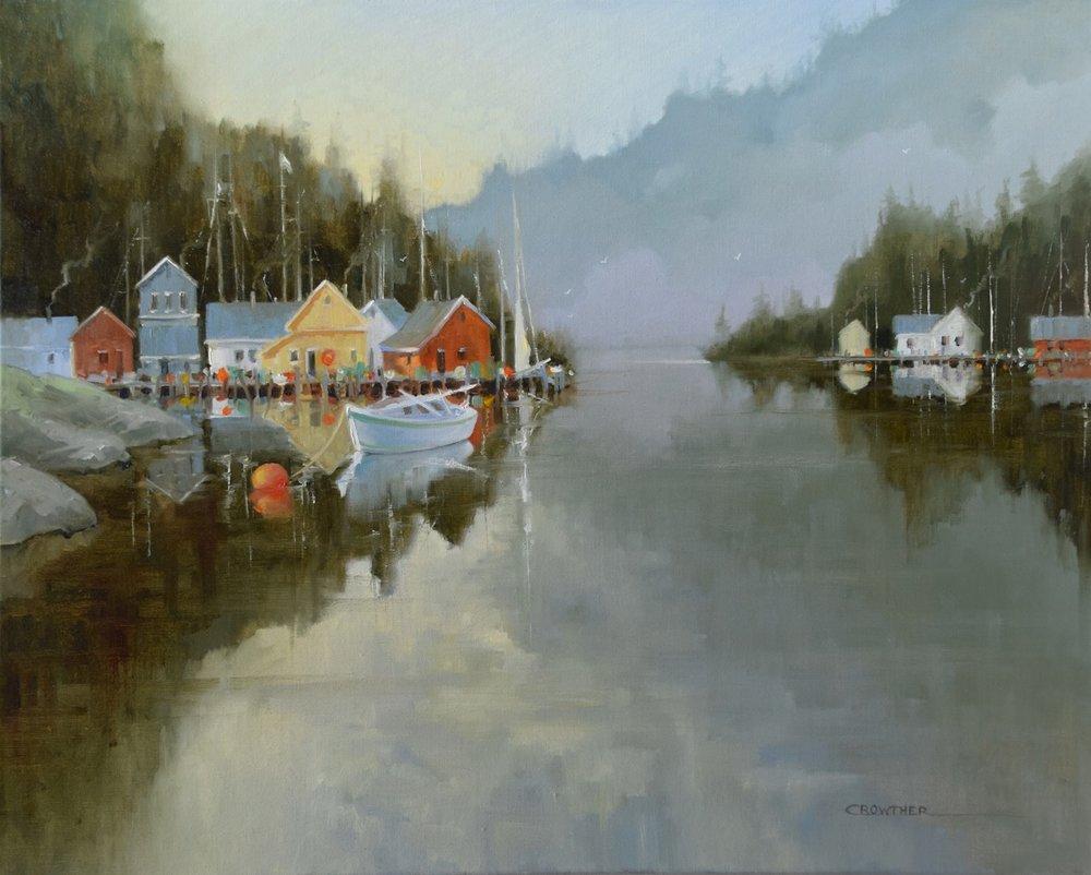 """Silent Harbor"""