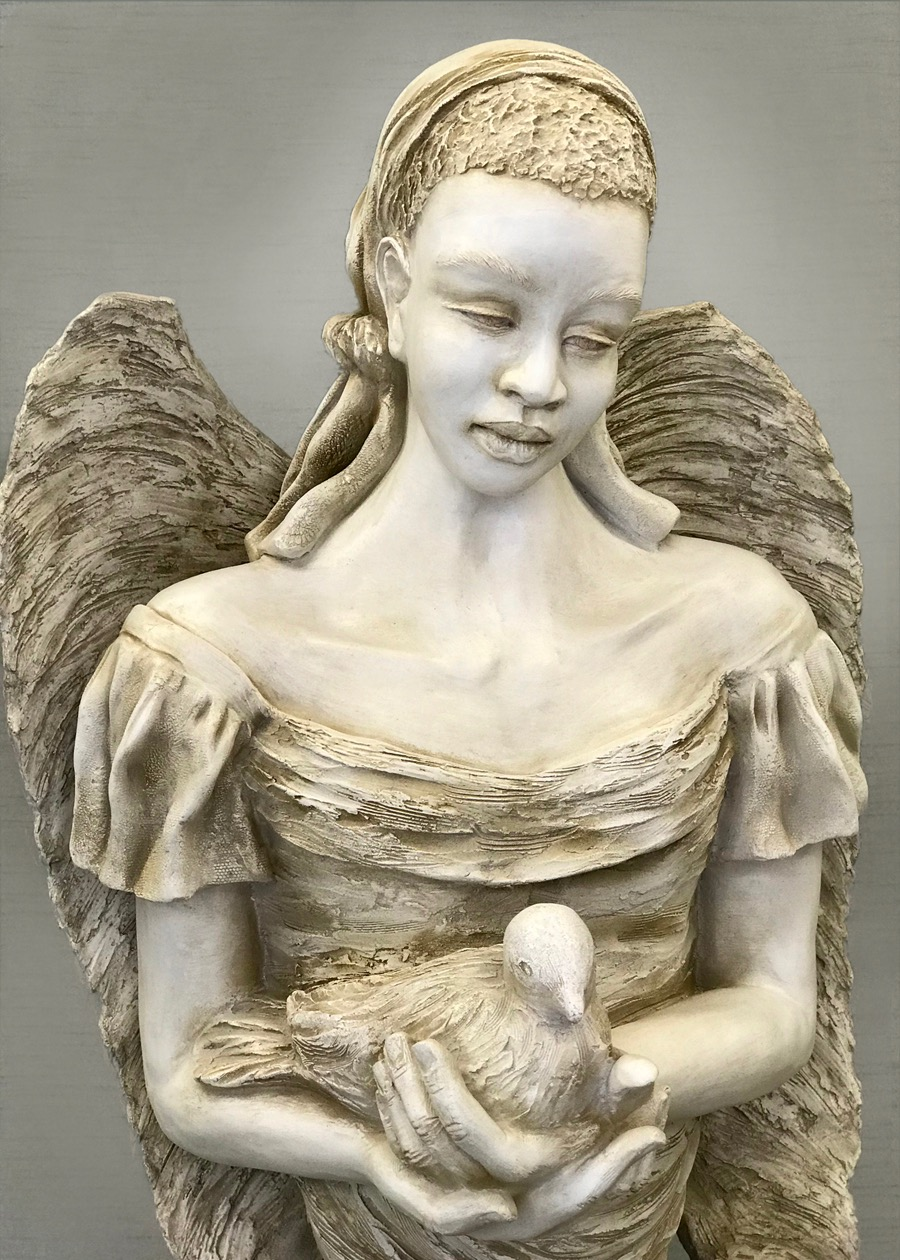 """Angel of Serenity"""