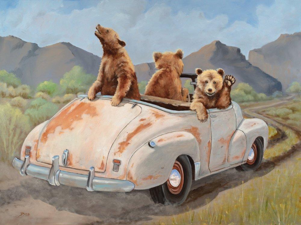"""Bear Adventure"""