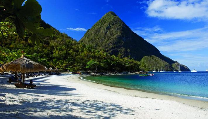 5. Saint Lucia