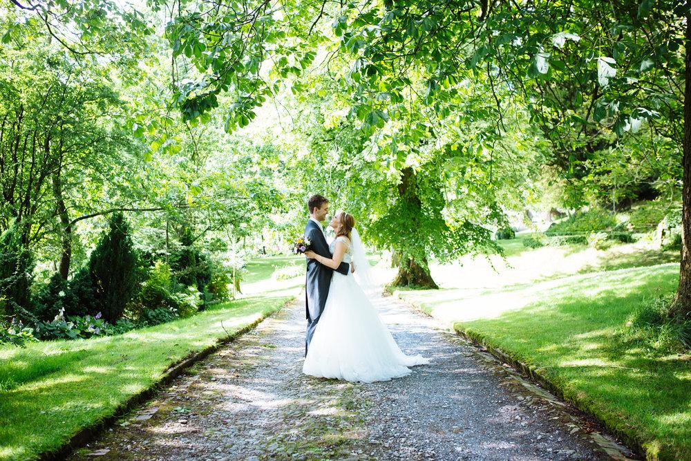 Bride and Groom - Victoria Baker Wedding Photography Leeds/Harrogate