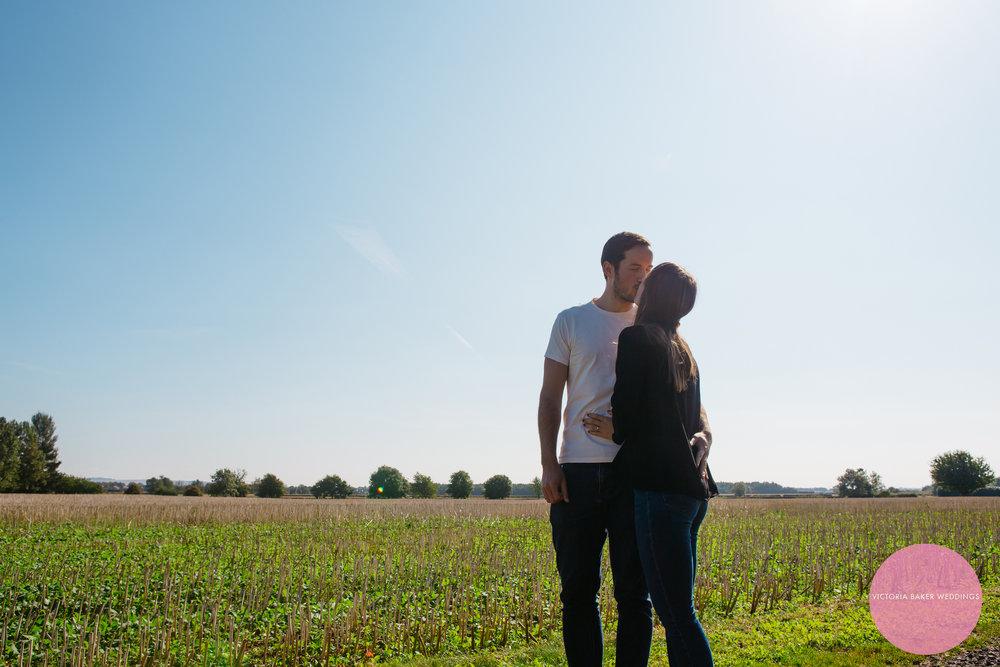 Jenna & Andrew Engagement shoot