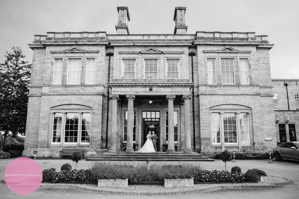 Claire & Ben Wedding at Oulton Hall