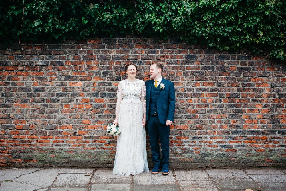 Matt & Laura just married