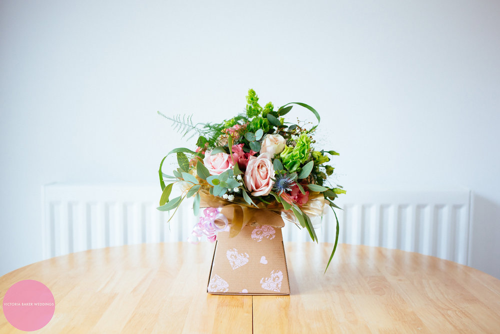 Bridal bouquet | Creative Wedding Photography Leeds