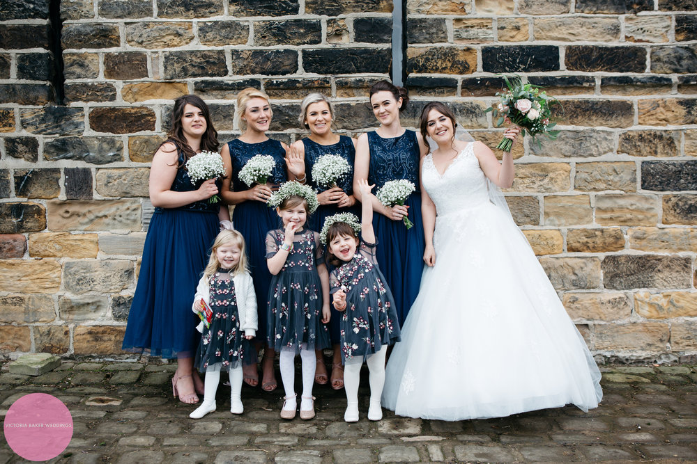 Bridal Party | Wedding Photography Leeds