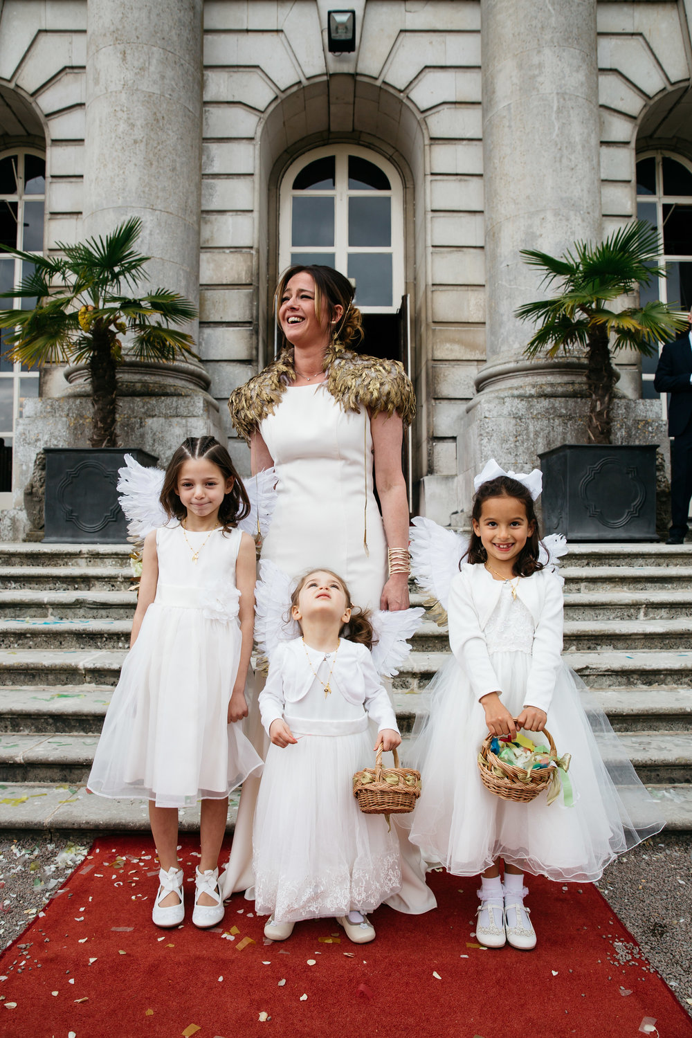 Wedding family photography at Moor Park Rickmansworth
