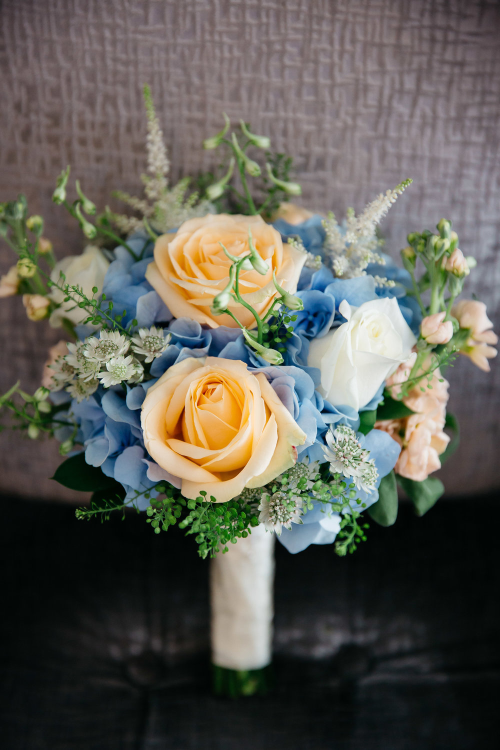 Wedding flowers by Rebecca Mundell Leeds