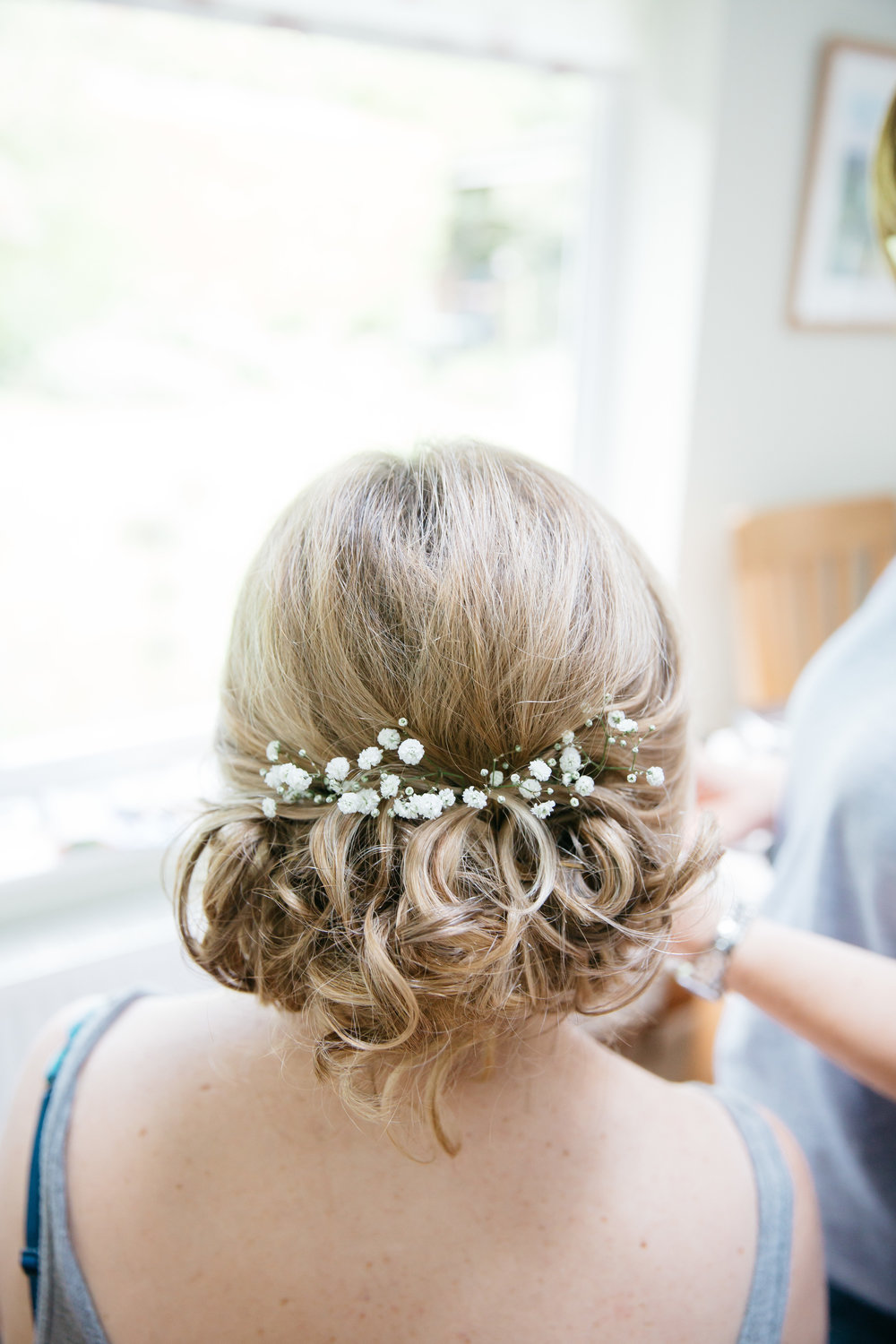 Wedding Hair and Make up Leeds Victoria Baker Weddings