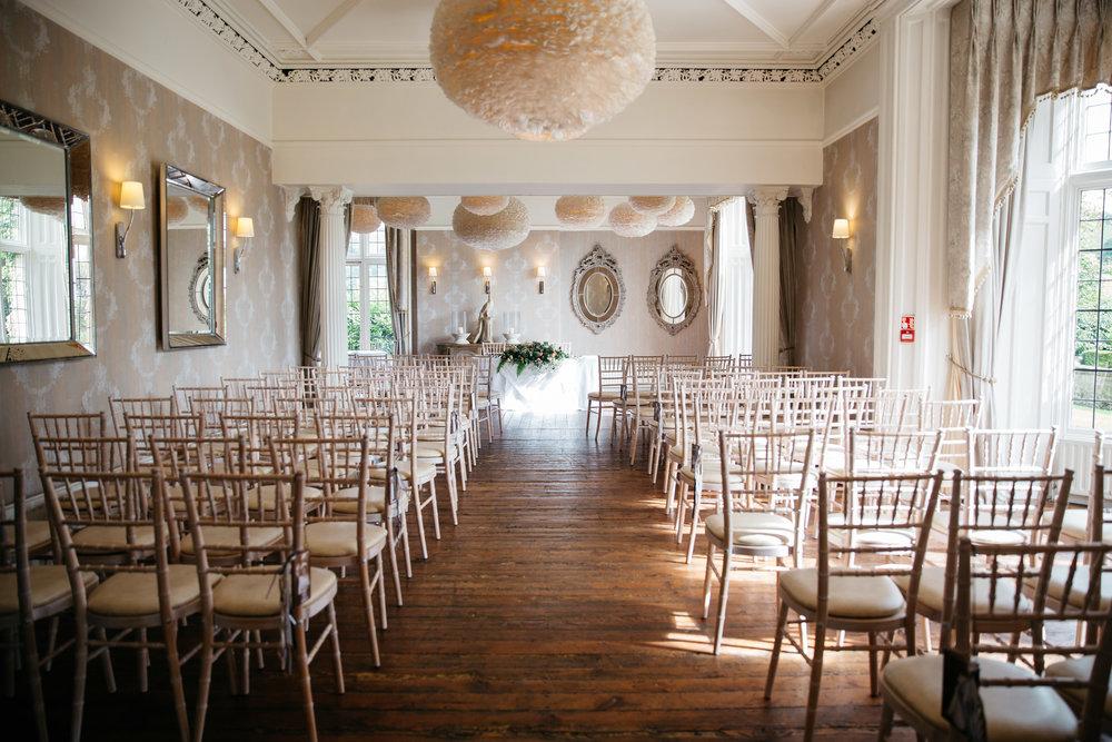 Falcon Manor Wedding Venue Yorkshire
